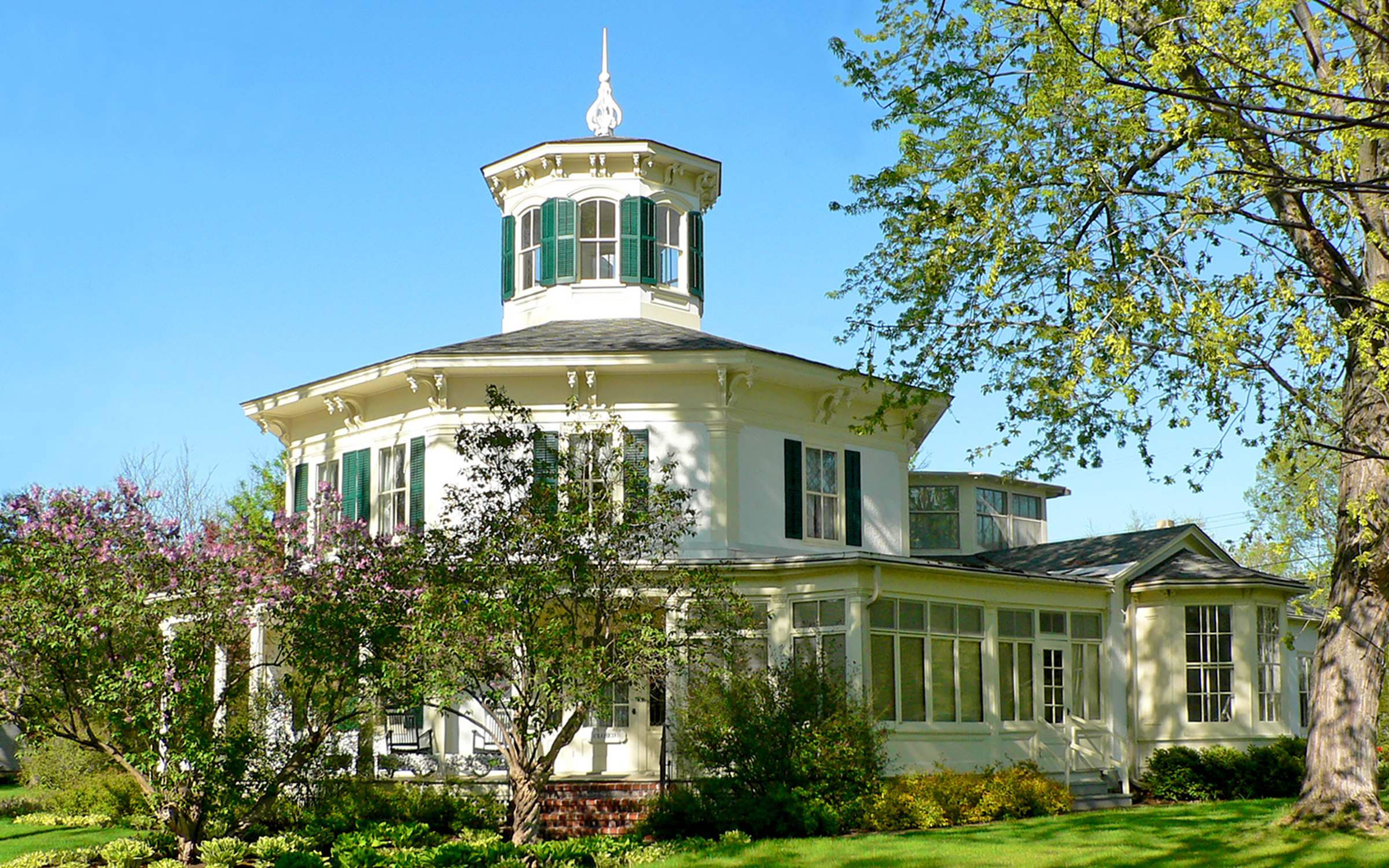 Octagon House Museum