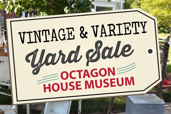 Vintage & Variety Yard Sale Fundraiser