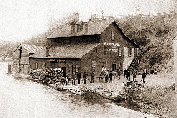 Montmann Brewery