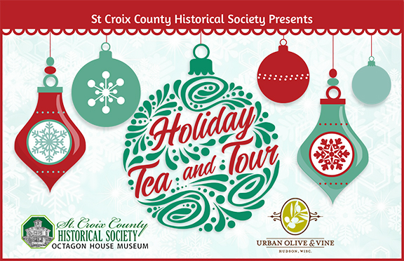 Holiday Tea & Tour