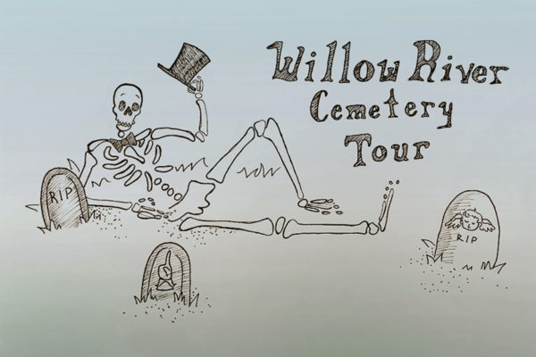 Willow River Cemetery Tour