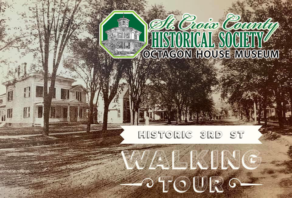 3rd Street Walking Tour