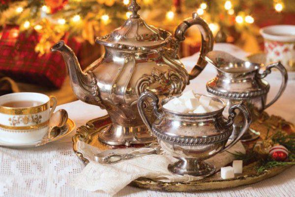 2020 Holiday Tea